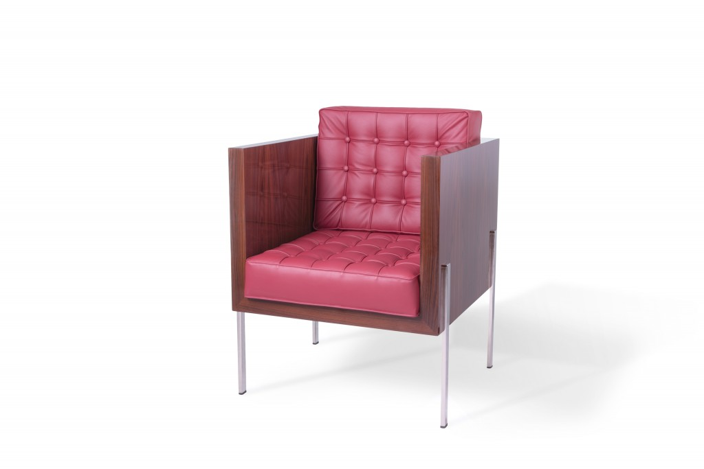 Gaisbauer post deco armchair
