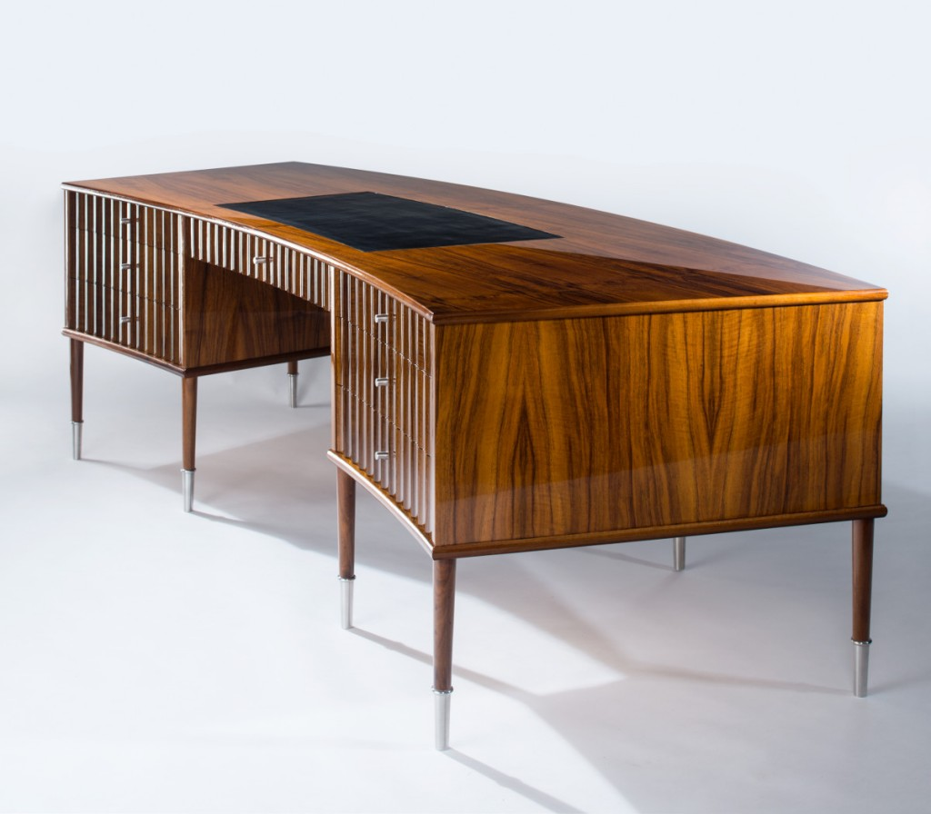 Gaisbauer custom writing desk